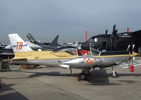 CSX55134 @ LFPB - SIAI-Marchetti SF.260TP at the Aerosalon 2013, Paris - by Ingo Warnecke