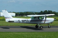 G-BPEO @ EGBW - JHP Aviation Ltd - by Chris Hall