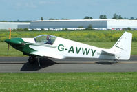 G-AVWY photo, click to enlarge