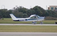 N58790 @ ORL - Cessna 182P