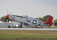 N61429 @ ORL - Red Tails P-51C