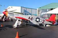 N61429 @ ORL - Red Tails P-51C at NBAA