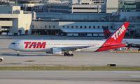 PT-MSU @ MIA - TAM 767-300
