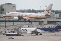 PZ-TCN @ MIA - Surinam 737-300