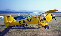 D-EJKF @ LFSG - Denney Kitfox Mk.III [1641] Epinal-Mirecourt~F 25/07/1998 - by Ray Barber
