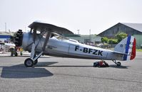 F-BFZK @ LFQO - At Lille Marcq airfield on July 7 2013 -air meeting - by Yves Labbe