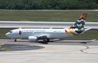VP-CKW @ TPA - Cayman 737
