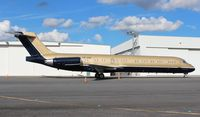 VP-CNI @ ORL - Private MD-87 in for NBAA - by Florida Metal