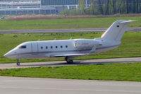 D-BSNA @ EDNY - Canadair Challenger 600S [1066] Friedrichshafen~D 21/04/2005 - by Ray Barber