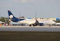 XA-JAC @ MIA - Aeromexico E190