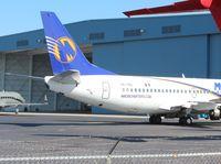 XA-UNL @ OPF - Magnicharters 737 - by Florida Metal