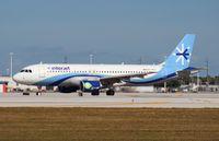 XA-YES @ MIA - Interjet A320