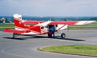 D-FFBZ @ EDLW - Pilatus PC-6/B2-H4 Turbo Porter [869] Dortmund~D 23/05/1998 - by Ray Barber