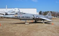 56-0817 @ WRB - F-104A Starfighter - by Florida Metal
