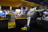 N2JS - Stearman at NBAA Orange County Convention Center