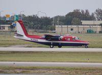 N38WA @ ORL - Aero Commander 690A