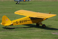 G-BSVH @ EGCB - at the Barton open day and fly in - by Chris Hall
