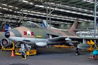 533 @ YCDR - Hawker Hunter FGA.74B [41H/679972] (Australian Air Force) Caloundra~VH 19/03/2007. - by Ray Barber