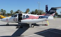 N61HF - Eclipse EA500 at NBAA Orange County Convention Center