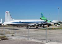 N70BF @ OPF - Douglas DC-6A - by Florida Metal