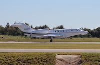 N106CX @ ORL - Citation X