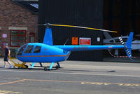 G-GOES @ EGCB - at the Barton open day and fly in - by Chris Hall