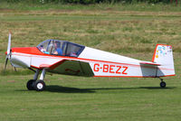 G-BEZZ @ EGCB - at the Barton open day and fly in - by Chris Hall