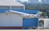 N110ED @ TPA - Gulfstream 500 - by Florida Metal