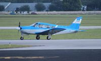 N111FB @ ORL - PA-28R-200 - by Florida Metal