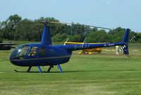 G-IAJJ @ EGCB - at the Barton open day and fly in - by Chris Hall