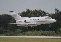 N125XP @ ORL - Hawker 800XP