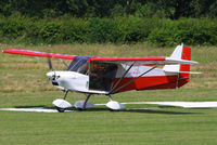 G-TFOG @ EGCB - at the Barton open day and fly in - by Chris Hall