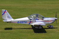 G-CDTU photo, click to enlarge