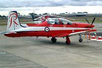 A23-061 @ YMEN - PILATUS PC-9A [561] (Royal Australian Air Force) Melbourne-Essendon~VH 20/03/2007