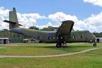 A4-173 @ YCDR - De Havilland Canada DHC-4A Caribou [173] (Royal Australian Air Force) Caloundra~VH 19/03/2007