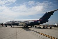 N191US @ YIP - USA Jet