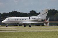 N225MS @ ORL - Gulfstream II