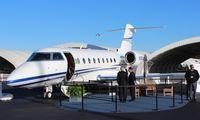 N280GD @ ORL - Gulfstream G280