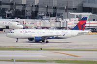 N341NW @ MIA - Delta A320