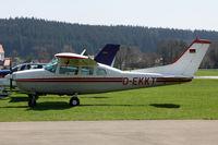 D-EKKT @ EDNL - Cessna 210 - by Loetsch Andreas