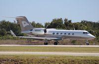 N394AK @ ORL - Gulfstream IV NBAA