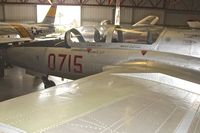 N715CM @ KCNO - At Planes of Fame Museum , Chino , California