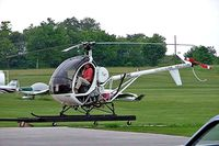 C-FIBC @ CLA4 - Schweizer 269C [S 1611] (Silverline Helicopters) Holland Landing Airpark~C 21/06/2005 - by Ray Barber