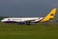 G-SMAN @ EGCC - Monarch - by Chris Hall