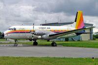 C-GDUL @ CYRP - Avro 748 Srs.2A [1578] (First Air) Ottawa-Carp~C 19/06/2005 - by Ray Barber