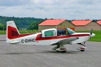 C-GHHC @ CYRP - Grumman American AA-5B Tiger [AA5B-0091] Ottawa-Carp~C 19/06/2005 - by Ray Barber