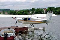 C-GTDZ @ CNQ5 - Ultravia Aero Pelican Club [342] Constance Lake~C 19/06/2005 - by Ray Barber