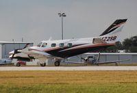 N422SB @ ORL - Beech B-60 Duke