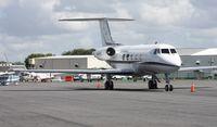 N448PC - Gulfstream II