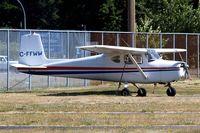 C-FFWW @ CYXX - Cessna 150 [17884] Abbotsford~C 21/07/2008 - by Ray Barber